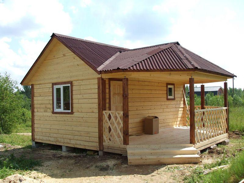 Проектирование деревянных бань.