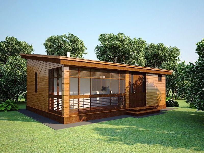 строительство гостевых домов